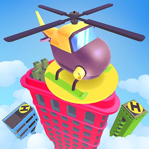 تحميل لعبة HeliHopper الجديدة مهكرة نقود لا نهاية