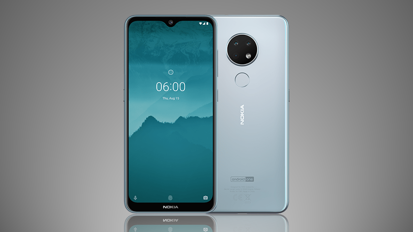 Nokia 6.2 with Triple Camera, PureDisplay and Glass Design
