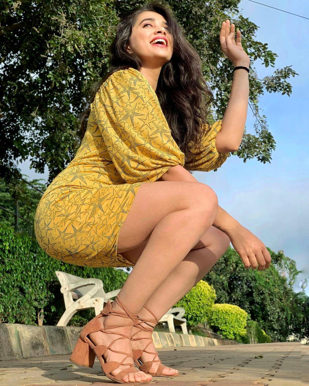 Apoorva Alex New Hottest Photos - Instagram Model Apoorva Alex