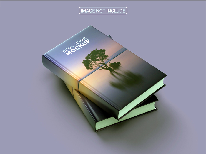 Arrangement Book Cover Mock Up