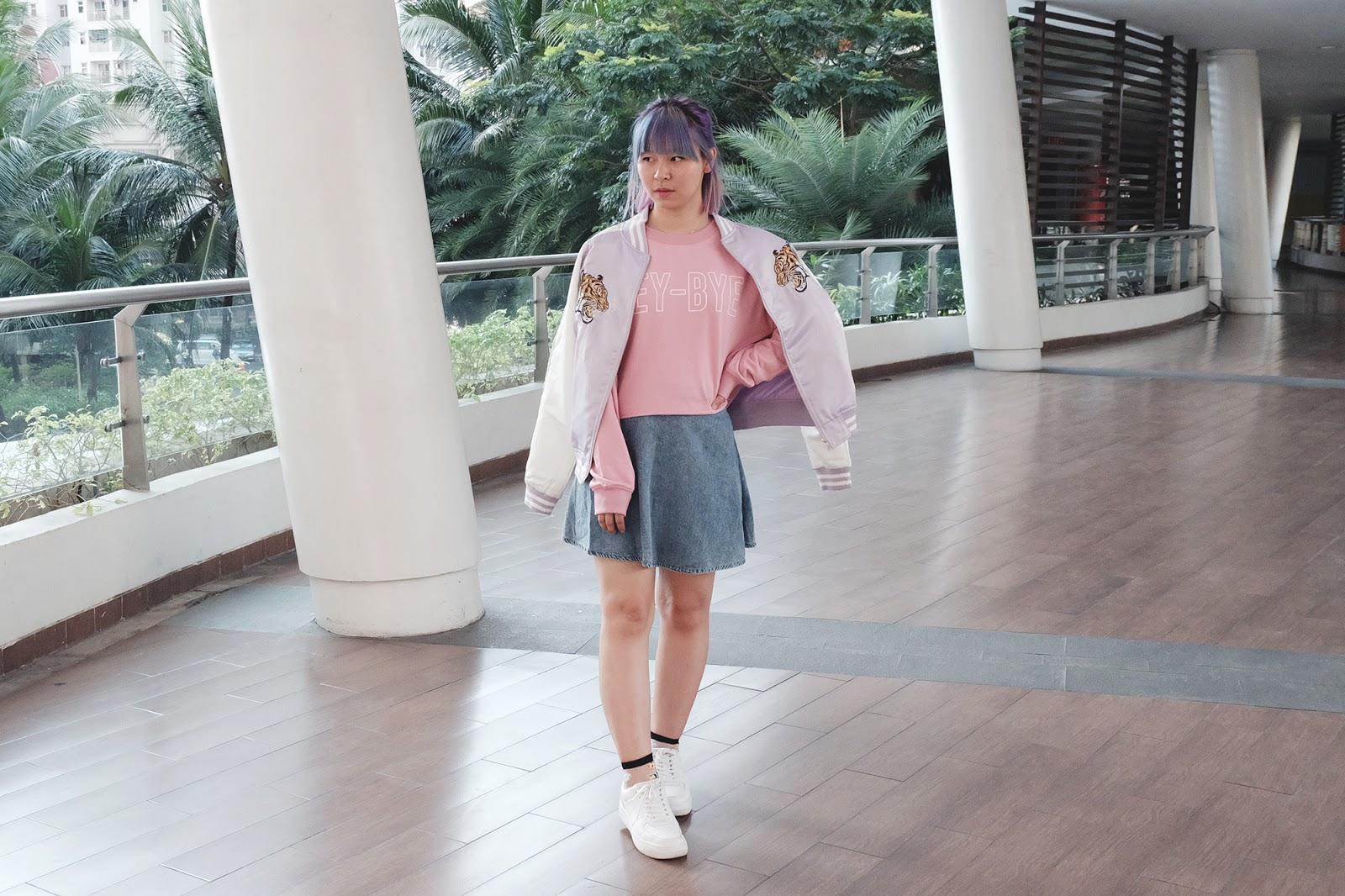 Hey Bye Pastel Sukajan Outfit Personal Style | www.bigdreamerblog.com