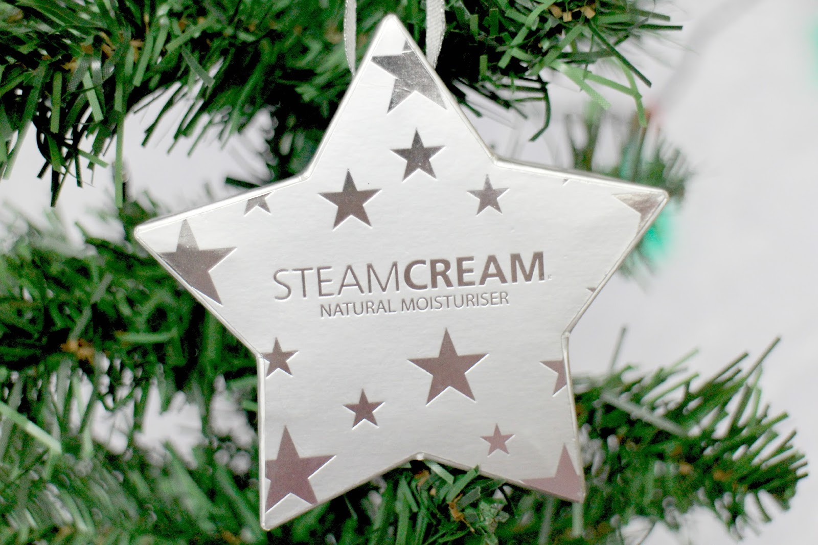 STEAMCREAM Moisturiser Xmas Star