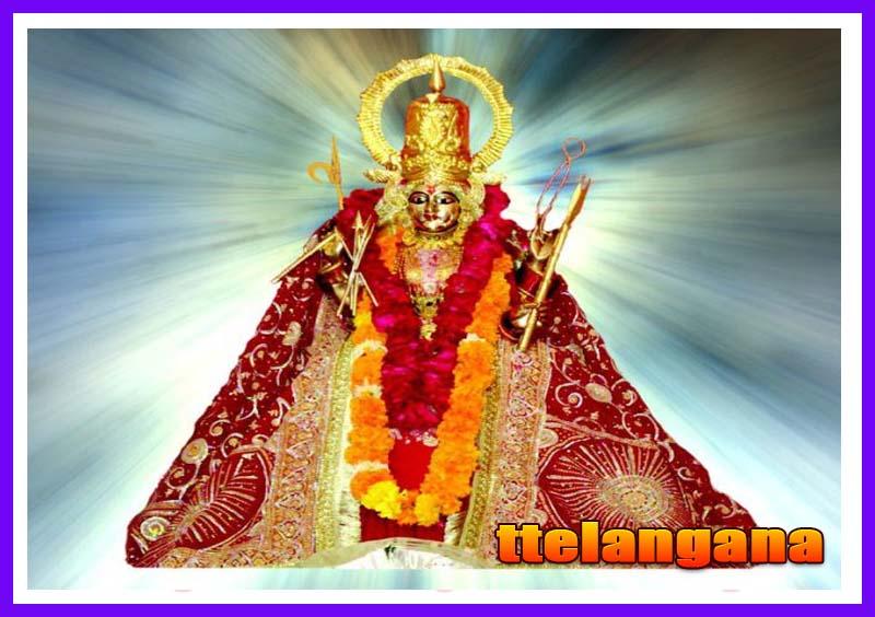 Katyayani Peeth Vrindavan Uma Shakti Peeth Uttar Pradesh Full Details
