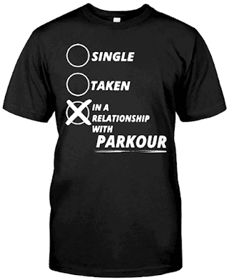 Steel City Parkour T Shirts Hoodie Sweatshirt Sweater Tank Tops