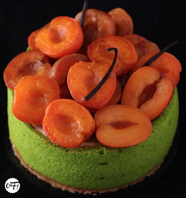 Cake Pomme Rhubarbe Caram Ef Bf Bdlis Ef Bf Bde