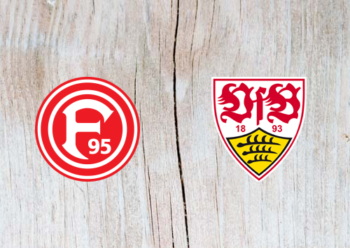 Fortuna Düsseldorf vs VfB Stuttgart - Highlights 10 February 2019