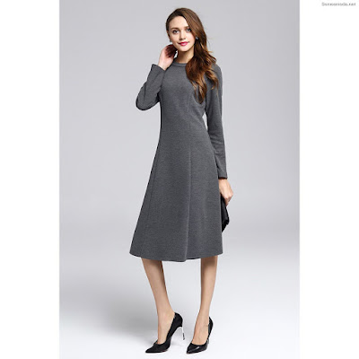 Vestidos de mujer para invierno