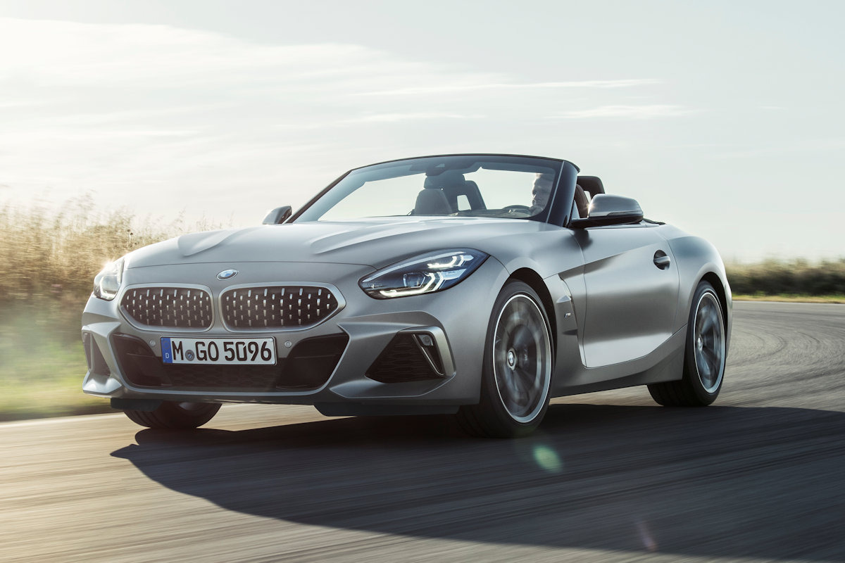 Your Move Toyota Bmw Philippines Launches 2020 Z4 And