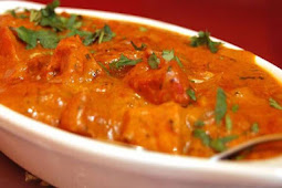 Recipes Murg Makhani, Indian Butter Chicken