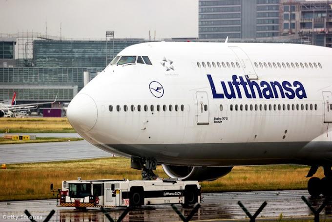 Gendersemleges lett a Lufthansa