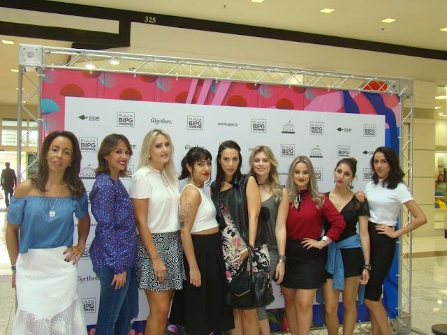Com sucesso, Grand Plaza Shopping reúne principais blogueiras do mundo fashion no ABC