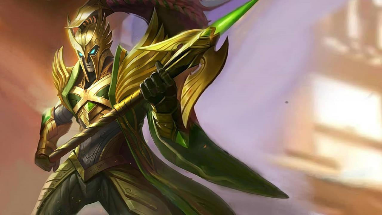 Wallpaper Alpha Fierce Dragon Skin Mobile Legends Full HD for PC