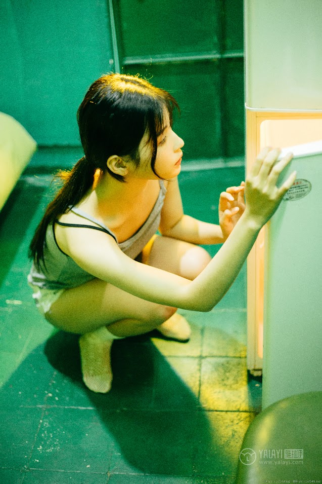 YALAYI雅拉伊  2019.02.28 No.198 重庆森林 阿惜 - idols