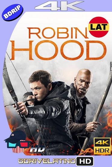 Robin Hood (2018) BDRip 4K HDR Latino-Ingles MKV