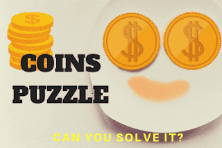Can you solve this 8 Coins Puzzle?