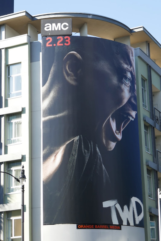 Alpha Walking Dead season 10 part 2 billboard
