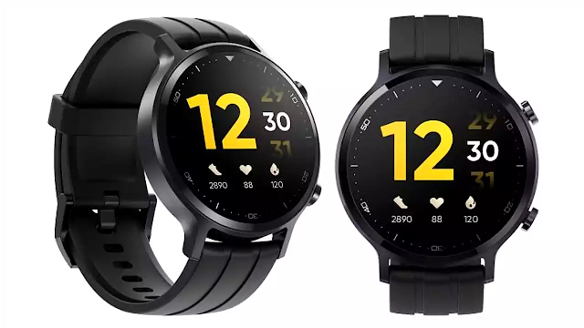 Realme Launched Watch S