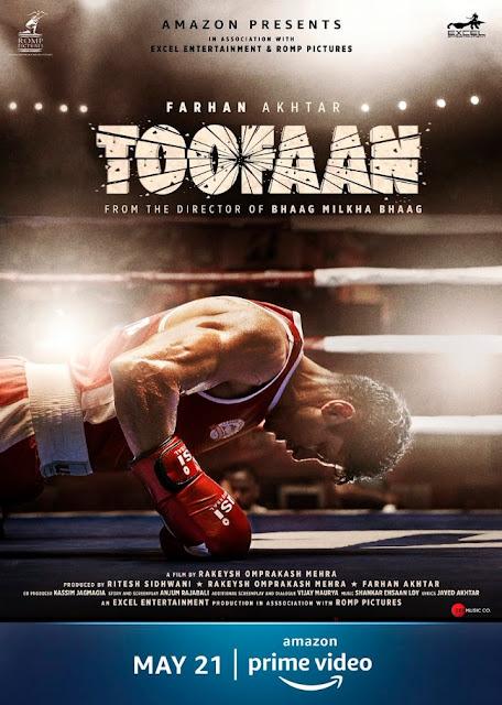 Toofaan (2021) Movie Download