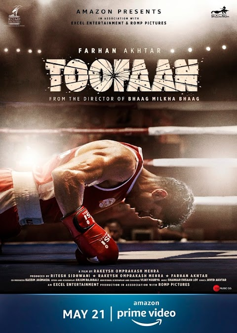 Toofaan (2021) Movie Review: Bollywood Movie Worth Watching