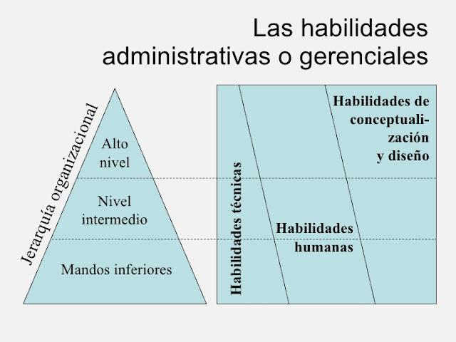 NIVELES Y HABILIDADES ADMINISTRATIVAS