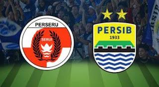 Perseru Serui vs Persib Bandung - Liga 1 Kamis 12 Juli 2018