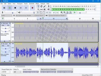 προγραμμα επεξεργασιας ήχου