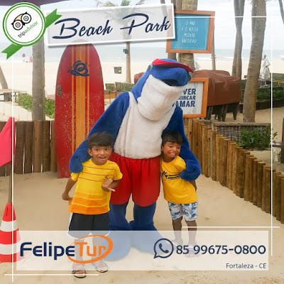 traslados vila gale cumbuco beach park