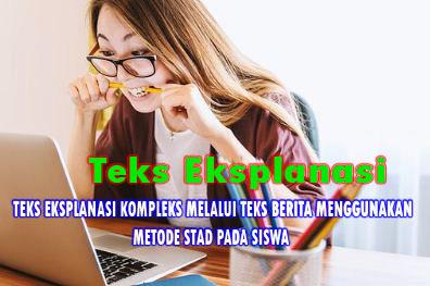 Teks Eksplanasi - Peningkatan Keterampilan Menulis Teks ...