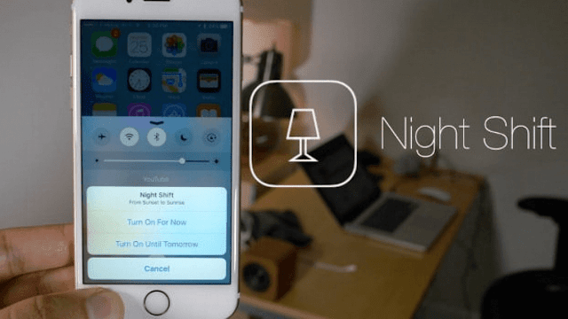 cara-menggunakan-night-shift-di-iphone