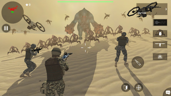 Earth Protect Squad : Third Person Shooting Game