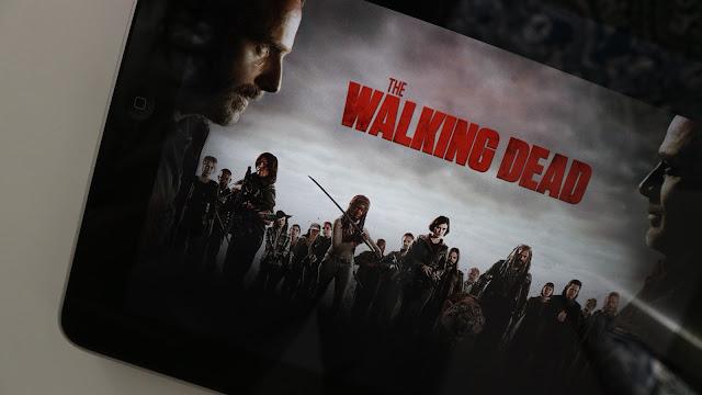 The Walking Dead - Clap de fin