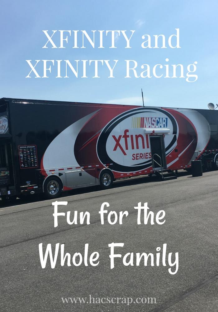 Xfinity Racing at Pocono Raceway
