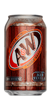 A&W Root Beer Aged Vanilla Caffeine Free