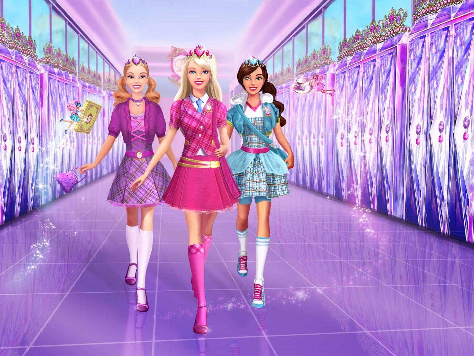 A Mothers Ramblings Barbie Princess Charm School