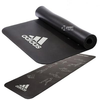 thảm tập yoga adidass