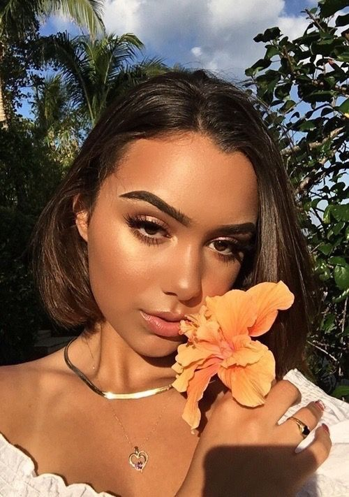 best bronzed makeup idea