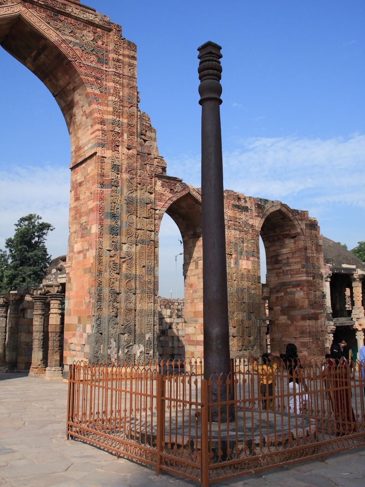 Jacob S Delhi The Qutub And Its Surroundings