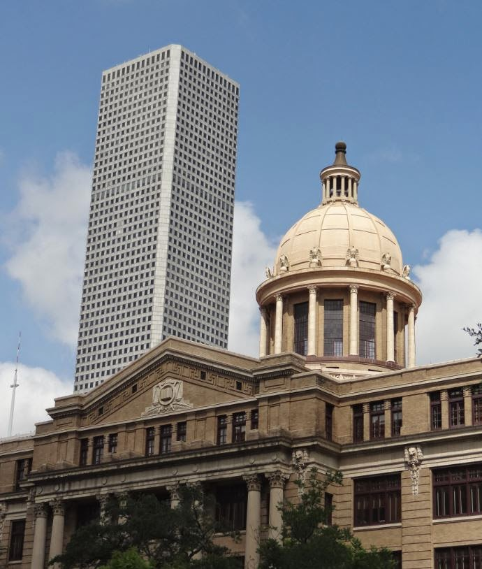 Heb Texas Backyard: Houston In Pics: Downtown Houston Landmarks