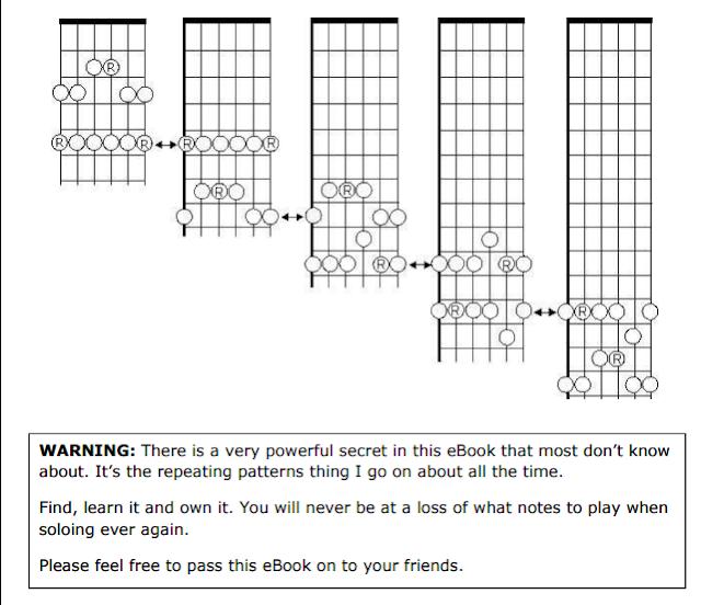 Pentatonic Guitar Magic ( PDF ) \