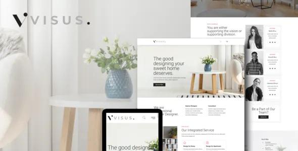 Best Interior Design & Architecture Elementor Template Kit