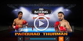 Reddit Boxing Streams Pacquiao vs Thurman Live: Watch stream