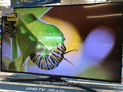 Samsung UN65KU630D tv - great for your viewing needs