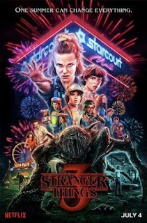 Stranger Things Temporada 3 audio latino
