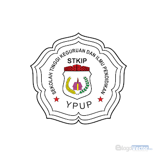 STKIP YPUP Logo vector (.cdr)