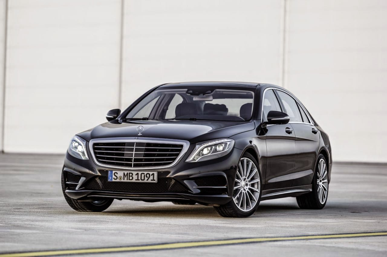 2014 Mercedes S-Class gets tuned by Race Tools ~ Car Tuning