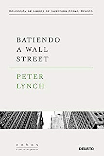 Batiendo a Wall Street- Peter Lynch