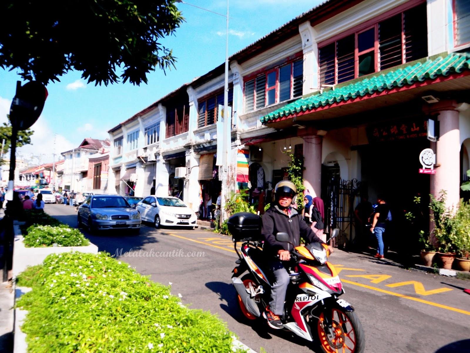 Armenian Street Penang,Malaysia