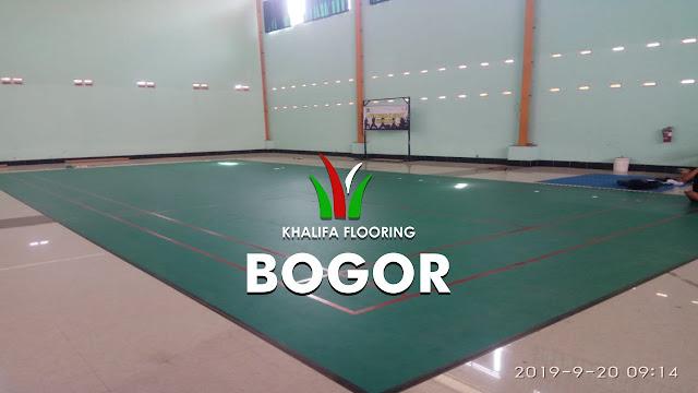 Jual Karpet Lapangan Badminton Bogor