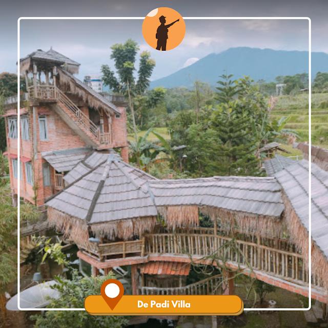 Villa di Bogor - De Padi Villa