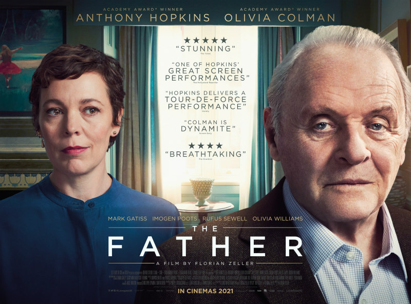 the father uk poster
